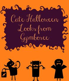 Dress your kids in the cutest Halloween Looks from Gymboree. They have a great selection and everything is so cute!