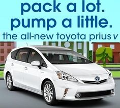 Gas prices are going up...have you seen the Toyota Prius Yet?