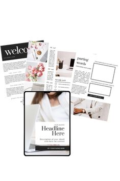 free 5-page canva ebook template Download this gorgeous 5-page eBook template! Create an eBook within minutes with this lady boss-inspired Canva eBook template. Market your course, give your readers something new to read, or create a lead magnet! Make Money Online, How To Make Money, Lead Magnet, Self Publishing, Boss Lady, Free Ebooks, Templates, Words, Canvas