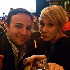 These two... filling the Internet with their awesome. @Dannystrong @liza_weil #GilmoreGirls #gilmoregirlsreunion