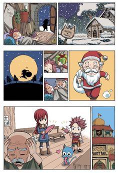 """A """"Fairy Tail"""" Christmas. :D"""