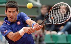 Novak Djokovic espera asentado en el número uno su regreso a los Masters 1000