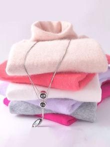 Cheap women pullover, Buy Quality sweater woman pullover directly from China woman sweater 2016 Suppliers: Women Sweater 2016 New cashmere wool sweater women Pullover Regulate thick Warm Sweater High Quality Colors Solid clearance Cashmere Wool, Cashmere Sweaters, Warm Sweaters, Sweaters For Women, Sweater Shop, Latest Fashion Clothes, Fashion Styles, Trendy Fashion, Style Fashion
