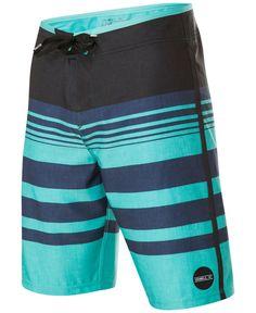 cef0edd1f5 O'Neill Men's Hyperfreak Heist Board Shorts & Reviews - Swimwear - Men -  Macy's