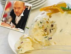 Παγωτό Κασάτο Από Τον Στέλιο Παρλιάρο