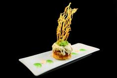 Volcán Ilicitano. El Gourmet del Pintxo. #Elche #visitelche #destapateelche #gastronomia #ocio #restaurantes #concurso