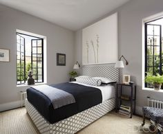 The Style Files: Timothy Whealon   La Dolce Vita The Master Bedroom in Timothy's New York Apartment as featured in ELLE DECOR earlier this Year}