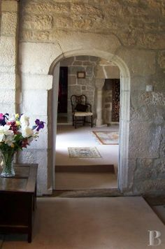 A 15th century manor house and its outbuildings in Morbihan - France mansions for sale