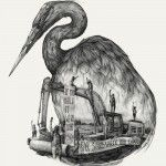 Great Lakes Tar Sands Resistance by Pat Perry-Stunning-illustrations-design-top-artists Pat Perry, Travel Sketchbook, Sketchbook Drawings, Sketches, Sketch Art, Art Environnemental, Ap Art, Illustration Arte, Colossal Art