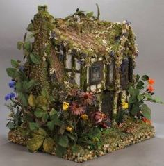 Fairy house by magicalcrayons