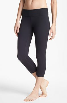 The perfect capri yoga pants!