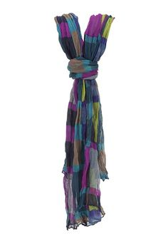 Abstract Square Scarf available at #Maurices