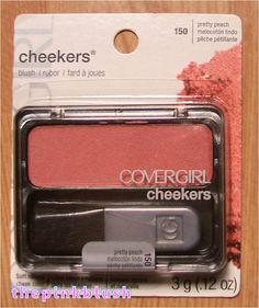 covergirl pretty peach blush - Google Search