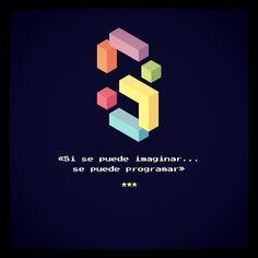 «Si se puede imaginar... se puede programar»