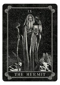 Chris Ovdiyenko is raising funds for Arcana Playing Cards on Kickstarter! Playing cards inspired by the Tarot. Arcana is a new deck of custom hand-drawn playing cards printed by USPCC. Led Zeppelin Tattoo, The Hermit Tarot, Tarot Card Tattoo, The Magician Tarot, Arte Obscura, Tarot Major Arcana, Creepy Art, Oracle Cards, Tarot Decks