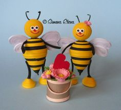 bee api quilling