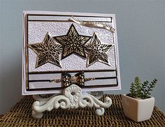 Creative Expressions - CED5508, Creative Expressions - CED3057, Tonic Studios - Small Dainty Bows Rayher - 59722000, Craft Concepts Embossing Folder - CC900-011