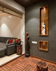 Need To Remember This Flooring Foyer Design Home Decor within Living Room Wall D. Need To Remember This Flooring Foyer Design Home Decor within Living Room Wall Design Living Room Wall Designs, Living Room Decor, Home Interior Design, Interior Decorating, Plafond Design, Pooja Rooms, Hyderabad, Home Remodeling, Loft