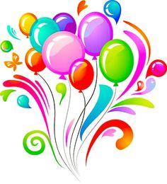 free birthday happy birthday clip art free free clipart images rh pinterest com free clipart birthday balloons free clipart birthday cakes