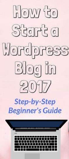 Step by Step Guide (with pictures) is given in this article to start a money making blog.