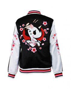 tokidoki x Japan LA Sakura Souvenir Jacket