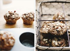 Multigrain Maple Mini Muffins With Buckwheat Flour (Sprouted Kitchen)