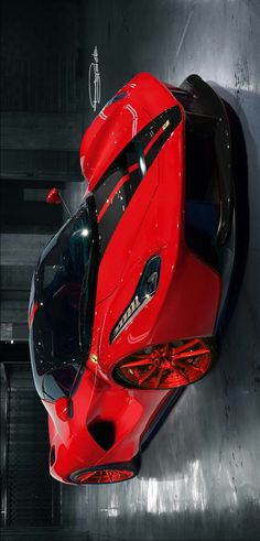 (°!°) Ferrari LaFerrari on ADV.1 Wheels
