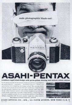 Historia marki PENTAX - geneza - Powstanie marki PENTAX