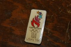 Collectible 1996 Atlanta Olympic Pin With Olympic by WisdomLane