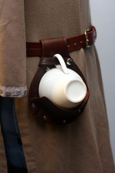 Teacup holster