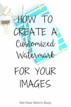 customized watermark