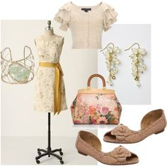 """Summer Lady"" by di-ma-rivera on Polyvore"