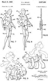 meggiecat: Articulated Paper Art Doll Templates