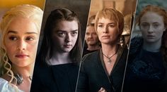 The bad ass ladies of Game of Thrones