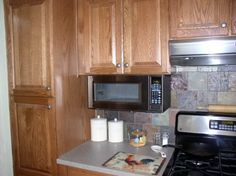 under cabinet microwave - Google Search | Microwave Placement ...