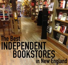 The Best Independent Bookstores in New England...  Mystery on Main in Downtown Brattleboro, Vermont. Yankee Magazine.