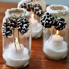 25 DIY Mason Jar Gift Ideas - Homemade Christmas Gifts in Mason Jars