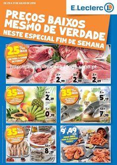 Promoções E Leclerc - Antevisão Folheto Fim de Semana 29 a 31 julho - http://parapoupar.com/promocoes-e-leclerc-antevisao-folheto-fim-de-semana-29-a-31-julho/