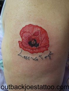 Poppy flower tattoo for my pop pop who is a wwii veteran tattoos tattoo designs symbols poppy tattoos tattoo designs p poppy poppy tattoos the anemone and poppy are two more flowers associated with death and mightylinksfo