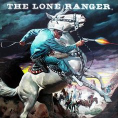 The Lone Ranger Comic Image