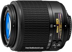 Nikon AF-S DX Zoom-Nikkor 55-200mm f/4-5.6G ED - My Second Lens, Great zoom and all around lens.