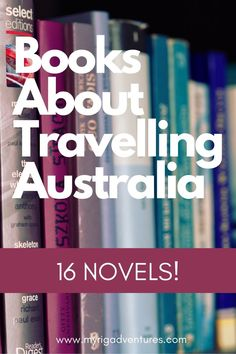 Whether you're in the throes of planning some Aussie travel or are just looking for some road trip inspiration, reading books about travelling Australia is a good way to keep your spirits high. These books about travelling Australia include witty stories, outrageous adventures, sombre mysteries and hilarious experiences that you couldn't plan if you tried! So, grab a drink, pull out the camp chair and have a read through these truly Aussie tales. #travelling #books #australia #novels… Australia Living, Books Australia, Australia Travel Guide, Budgeting Money, Travel Information, Plan Your Trip, Trip Planning, Adventure Travel, Traveling By Yourself
