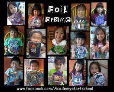 Foil Frame :D