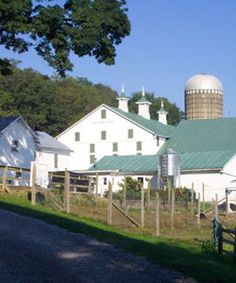 Malabar Farm State Park is the only working farm in the Ohio State Park system. Pleasant Valley, near Mansfield.