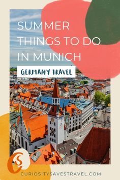 Summer in Munich: 40 Things to do in Munich to Beat the Heat - a Local's Guide! I places to go in Munich I what to do in Munich I Munich travel guide I Germany travel I visit Germany I things to do in Munich I summer travel in Germany I summer in Germany I Germany travel tips I tips for Munich travel I where to go in Munich I Germany summer tips I local travel tips I Munich travel I visit Munich I Europe travel I summer in Europe I Munich attractions I #Munich #Germany Visit Munich, Visit Germany, Germany Travel, Munich Germany, Road Trip Europe, Europe Travel Guide, Munich Attractions, Backpack Through Europe, European Travel Tips