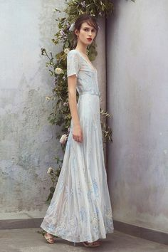 View the complete Resort 2018 collection from Luisa Beccaria.
