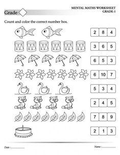 Maths Worksheets For kids: Year 5 maths worksheets Year 5 Maths Worksheets, Lkg Worksheets, Printable Preschool Worksheets, Numbers Preschool, Preschool Math, Niklas, Math For Kids, Social Studies, Brain
