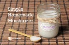 Top 10 Best Homemade Moisturizers - Natural and Healthy Living