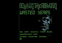 Wasted Years 1986