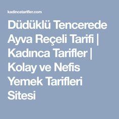 Düdüklü Tencerede Ayva Reçeli Tarifi | Kadınca Tarifler | Kolay ve Nefis Yemek Tarifleri Sitesi